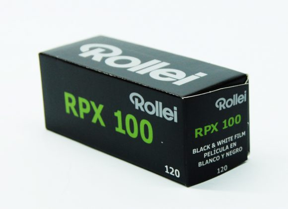 120 - Rollei RPX 1--