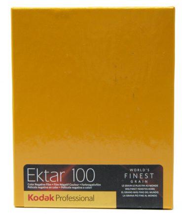 4x5 Ektar 100