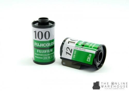 Fujicolor 100 135 (12 Exposures)