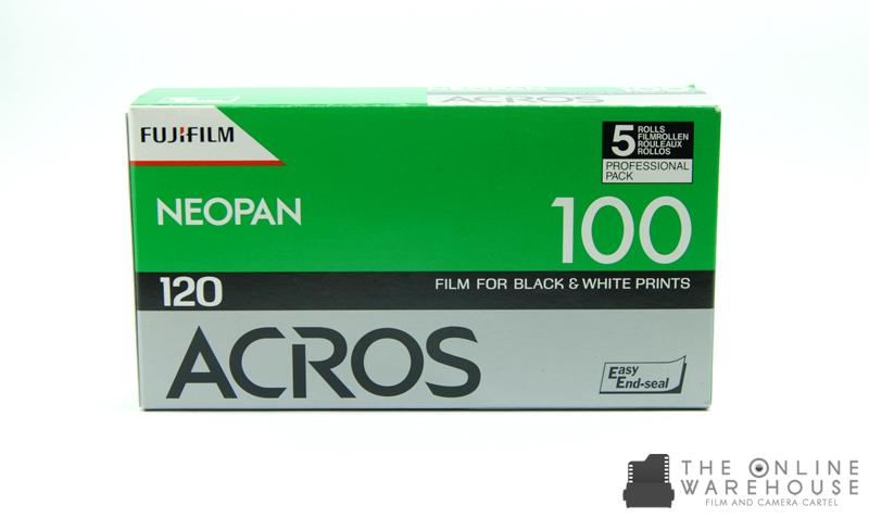 Fujifilm Neopan 100 120