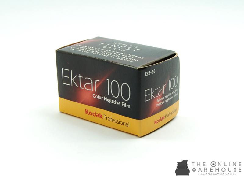 Kodak Ektar 100 135