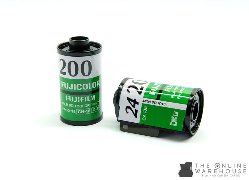 Fujicolor 200 135 (24 Exposures)