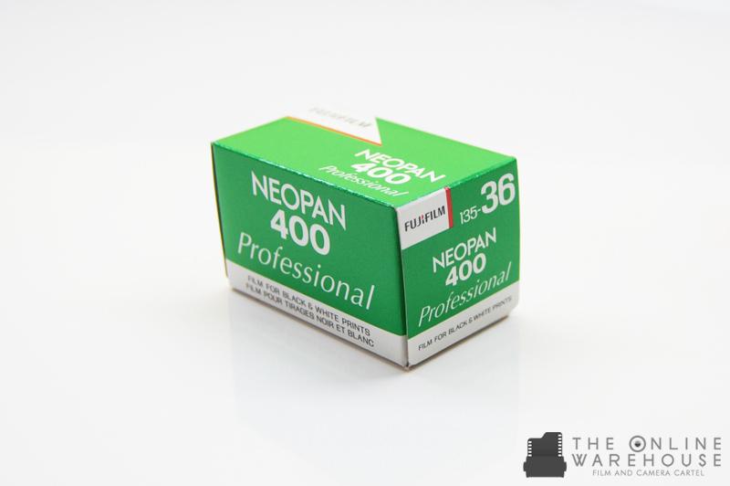 Fujifilm Neopan 400 135