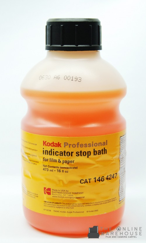 DSC_0239 - Kodak Indicator Stop Bath Clear