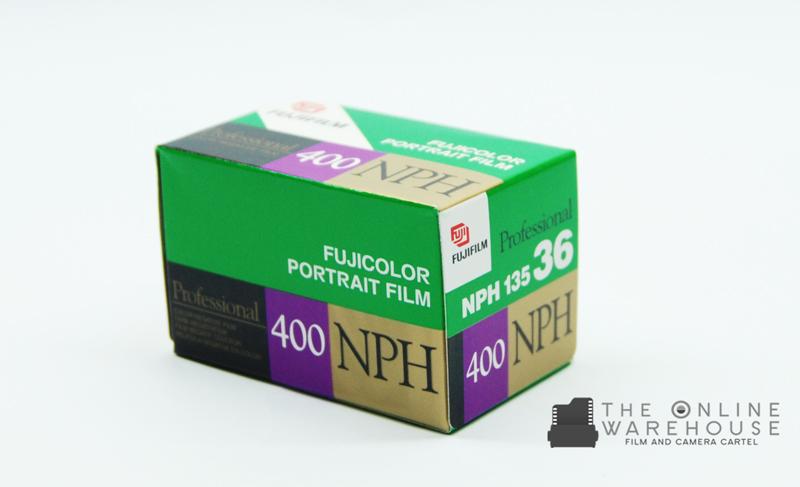 135 - Fujifilm NPH 400