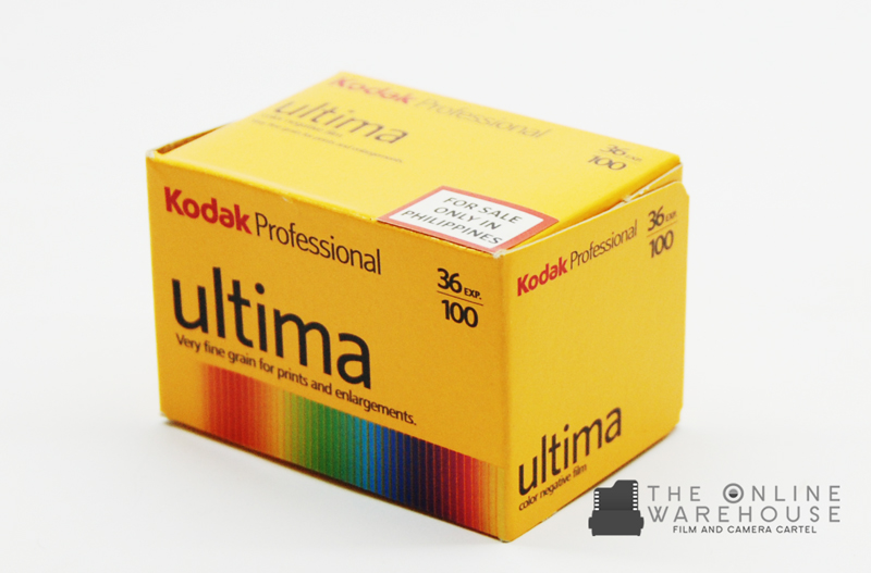 135 Kodak Ultima 100