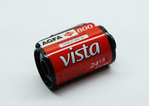135 Agfa Vista 800