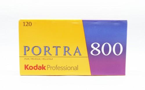 120 Kodak Portra 800