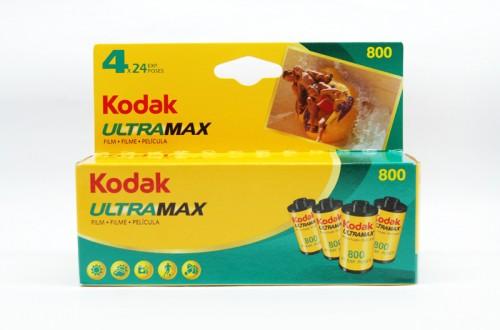 135 Kodak Ultramax 800 - 24 exp.